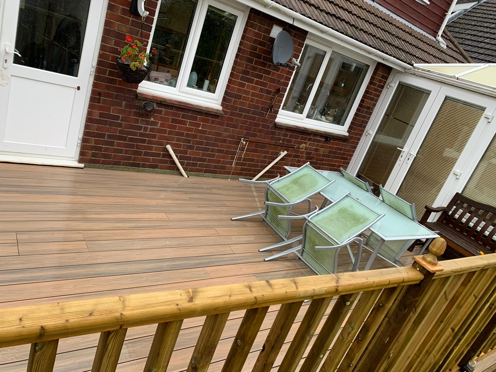Patio Installers in Weymouth