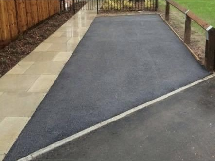 Tarmac Laying Services Dorchester